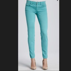 J Brand Jeans 620 Super Skinny Colombia Twill Jean